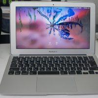 液晶パネル割れ交換 Macbook Air 13 A1370 1
