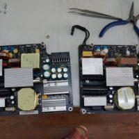 広島Mac修理広島市 起動しない電源が反応しない 電源交換 iMac 21.5 6